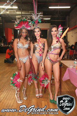 FREAKS MAS LABOR DAY 2014 A TASTE OF CONFECTIONZZZ BAND LAUNCH
