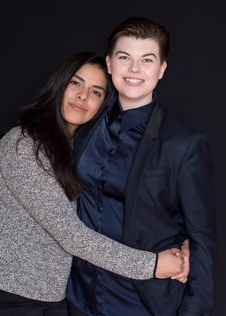 Ashley & Carla