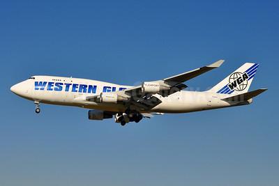 Western Global Airlines - WGA