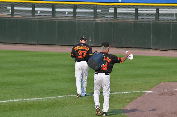 Mud Hens (July 13 2012)