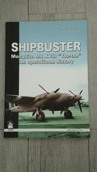 Mosquito XVIII Tse Tse