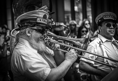 French Quarter Afternoon in B&W | Jun 2019
