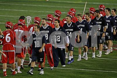 10/19/2013 - Fall Scrimmage - Team Scotland vs. Stony Brook University - Kenneth P. LaValle Stadium, Stony Brook, NY