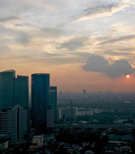 Bangkok, PTT HQ