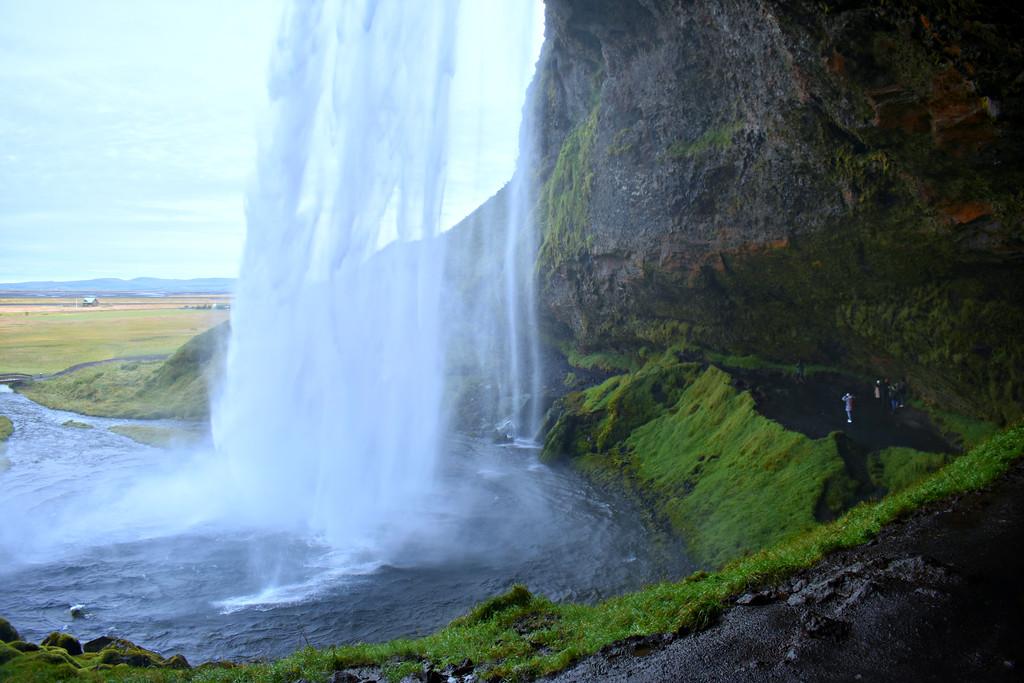 Seljalandsfoss Waterfall South Coast Iceland