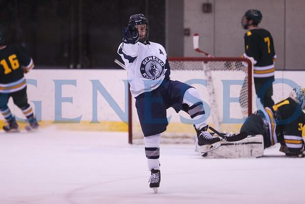 Ice Hockey vs. Brockport (SUNYAC Quarterfinals)