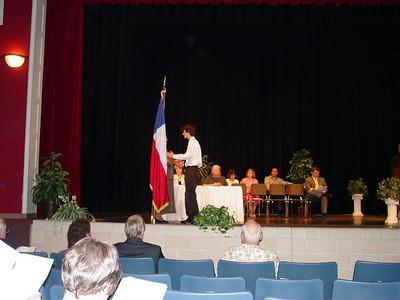 2007 Scholarship Awards