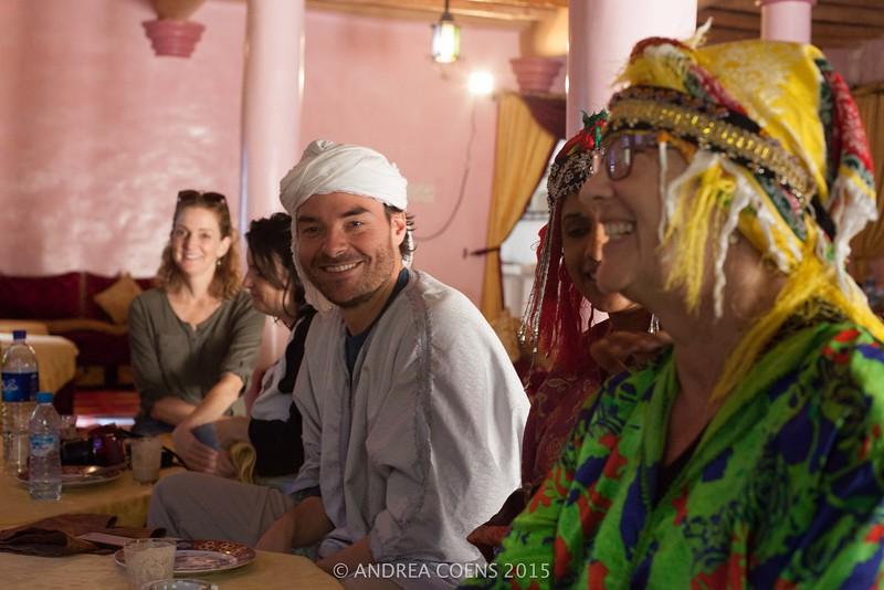 Dressing as Berbers