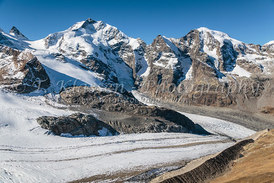 Diavolezza Glacier, Switzerland, Europe