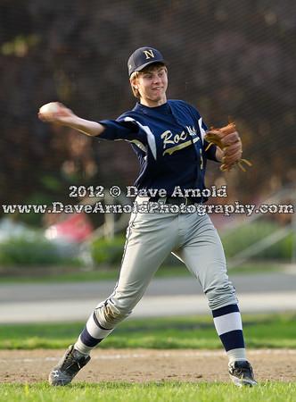 5/11/2012 - Varsity Baseball - South Boston vs Needham