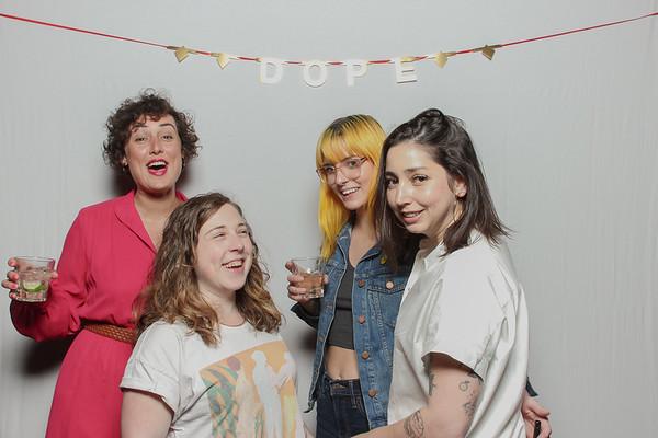 DOPE GIRLS 2019
