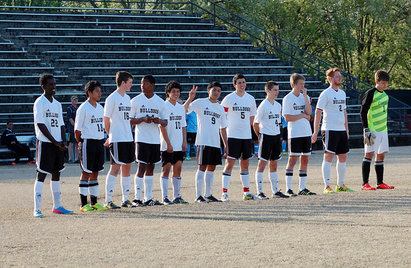 2014 03 31 Camden High School Soccer