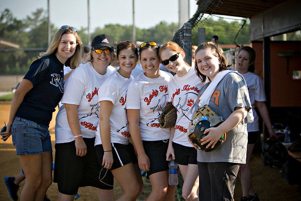 THS Alumni Softball Game April 9, 2011
