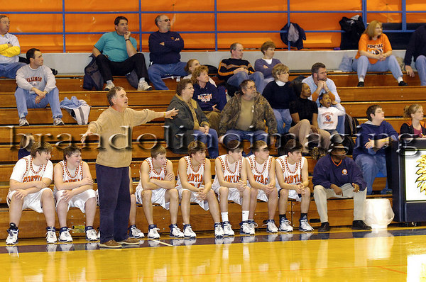 Pontiac Freshman Basketball (2006-2007)