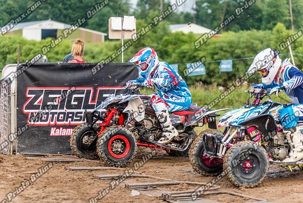 Race 1 - Big Quads