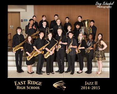 East Ridge HS Jazz 2015