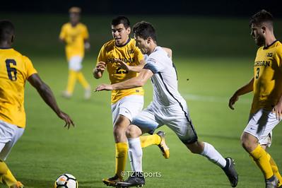 OU Men's Soccer vs. University of Michigan
