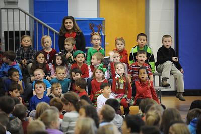 Westside PTO - Kindergarten 12.8.16