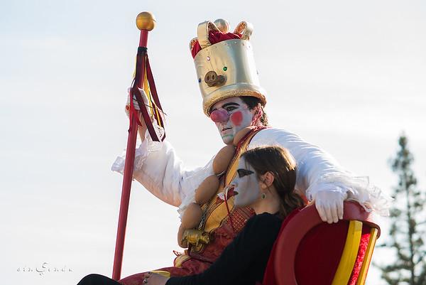Le Carnaval Biarnés a Pau. La Pantalonada