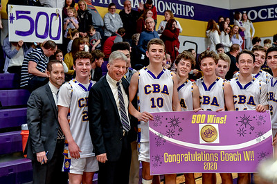 2019, 2020 CBA Boys Basketball