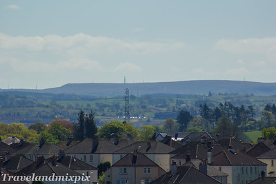 Paisley And Surrounding Area Skyline