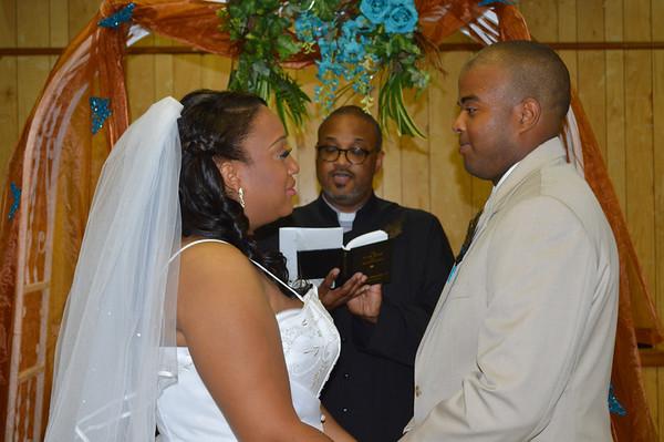 Kenebrew Wedding