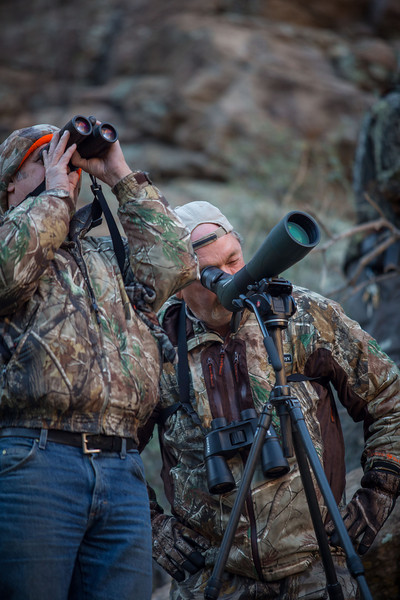 Ron's 2012 Bighorn Sheep Hunt