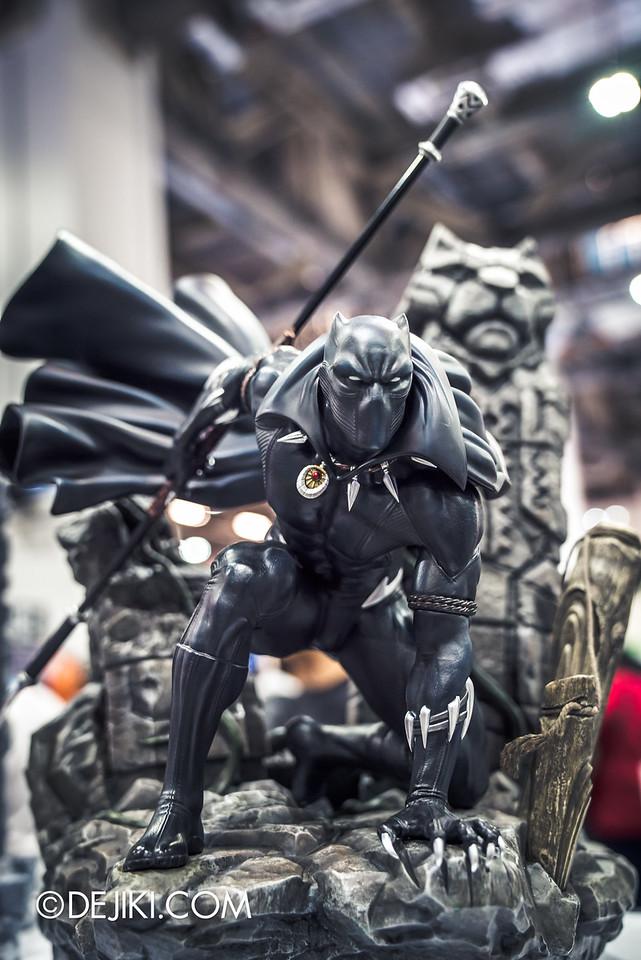 STGCC 2016 - XM Studios / Black Panther