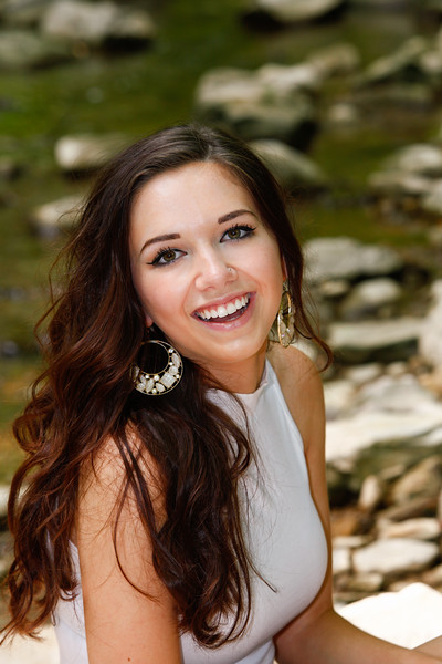 Brooke Cutshaw - High School Senior
