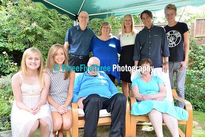 Mark Rowe & Family