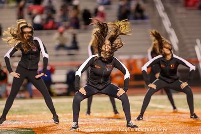 Dance Team Patriot 11/11/16