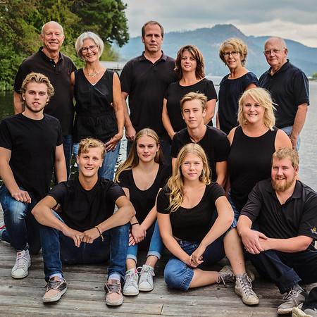 Martin/Jackson/etc Family
