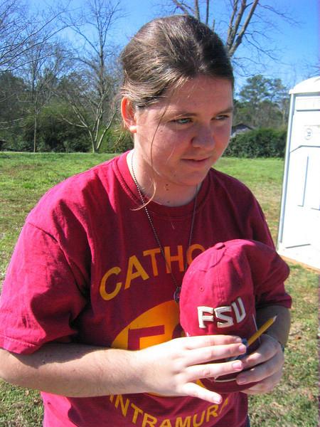 08 03-10 Volunteer from Florida State University. lcf