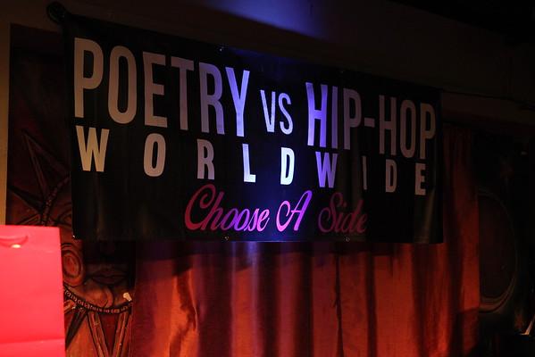 Poetry vs Hip Hop