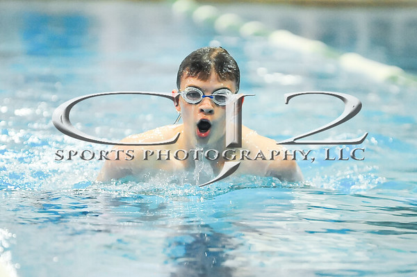 1-17-2014 Woodgrove vs Loudoun Valley Swimming