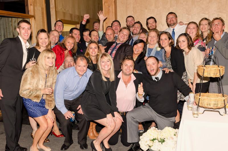 Sandbar Family at Blair's wedding