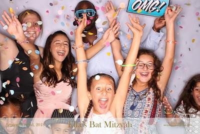 09.02 Ella's Bat Mitzvah