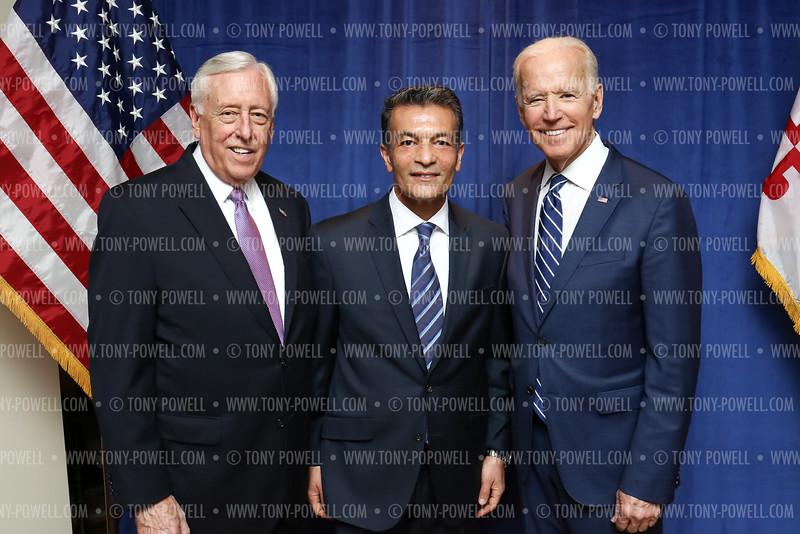 Steny Hoyer Joe Biden Event