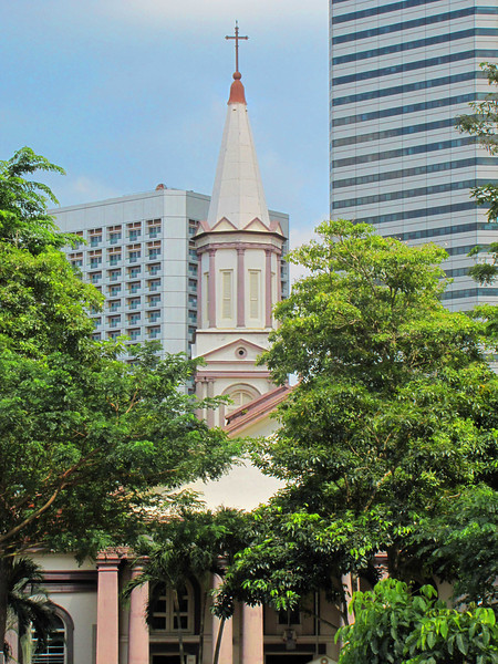 13-Cathedral of the Good Shepherd from Singapore Management University