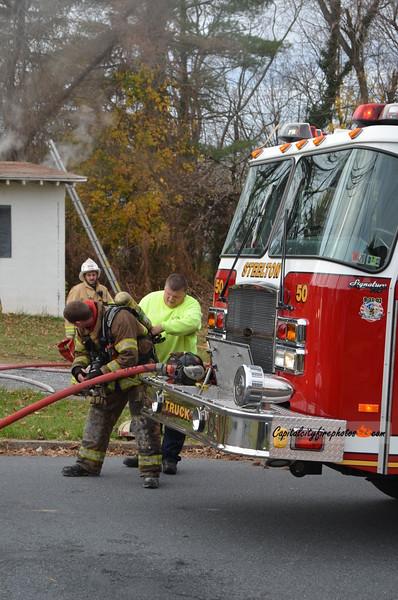 11/28/11 - Swatara Township - 4th Avenue