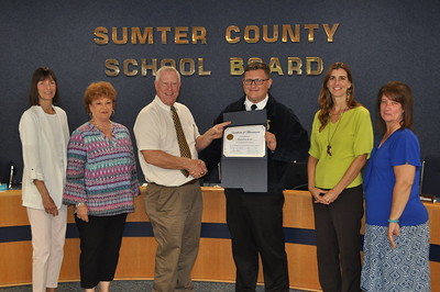 2019-Recogniton of CTE CTSO Students Earning State Championships
