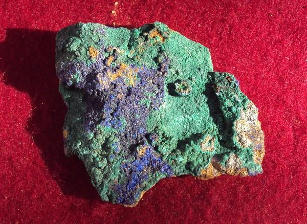 #7053 Malachite + Azurite (22 g)