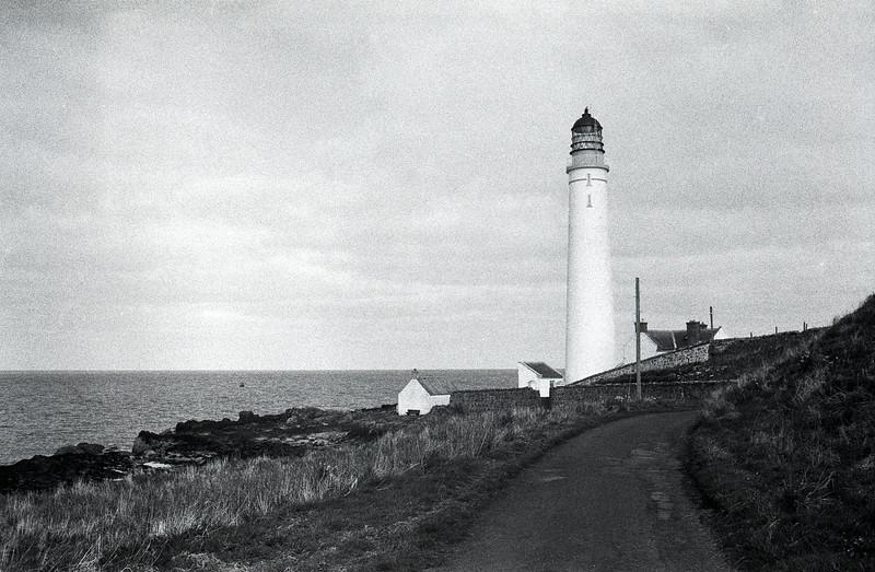Scurdiness Lighthouse - Ferryden, Montrose