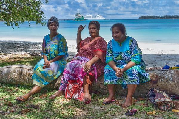 New Caledonia - Ile des Pins - 2016
