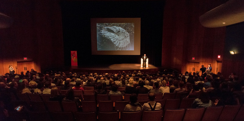 Conférence Moshe Safdie - Vernissage Habitat 67 vers l'avenir