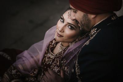 The Beautiful Sikh Wedding of Hani + Toni