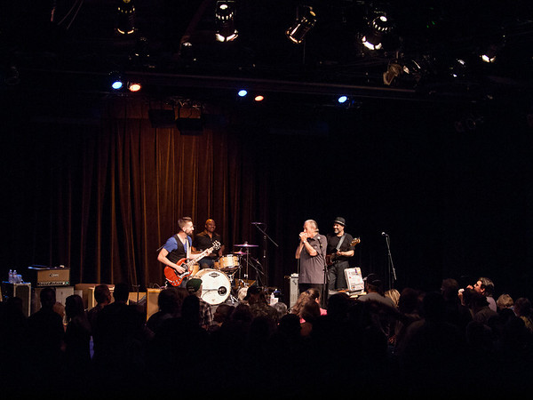 Charlie Musselwhite, April 20, 2012