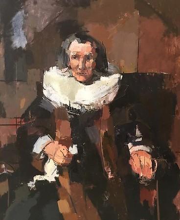 Ann Gardner after Rembrandt