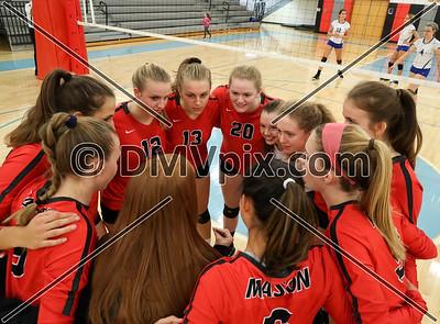 Madison County @ Mason Volleyball (18 Oct 2018)