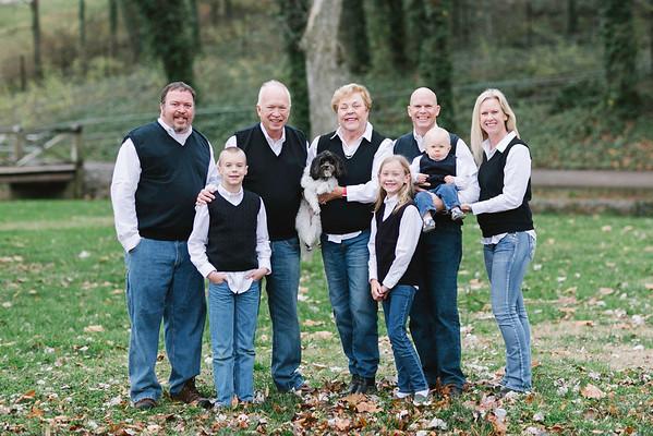 Family portrait shoot December 2015